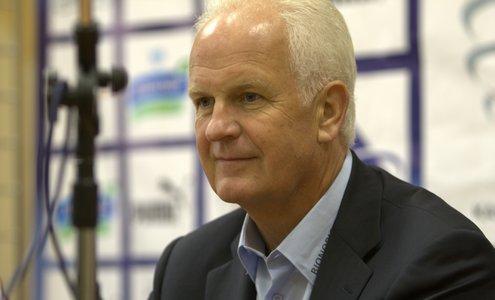 Бернд Штанге: «Верю, что сборная Беларуси отберет очки у Испании»