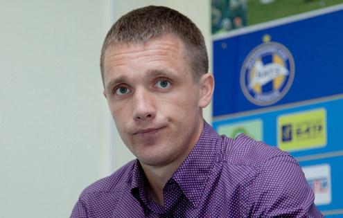Виктор Гончаренко: «Мы же знаем, что Глеб любит отдавать передачи, а не забивать»
