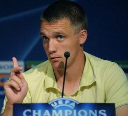 Виктор Гончаренко: «Подходим к старту в Лиге чемпионов спокойно»