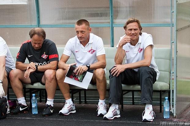 Карпин может быть уволен после матчей с «Волгой» и ЦСКА