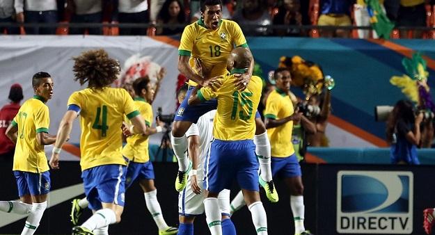 Товарищеские матчи. Сборная Бразилии разгромила команду Гондураса, испанцы обыграли сборную Экваториальной Гвинеи