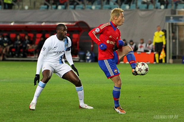 УЕФА начал расследование по факту расистских оскорблений в матче ЦСКА — «Манчестер Сити»