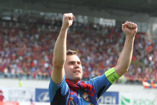Игорь Акинфеев признан лучшим игроком Премьер-лиги сезона-2012/13