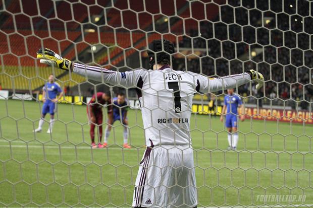 Фоторепортаж. Как «Рубин» обыграл «Челси» и вылетел из Лиги Европы