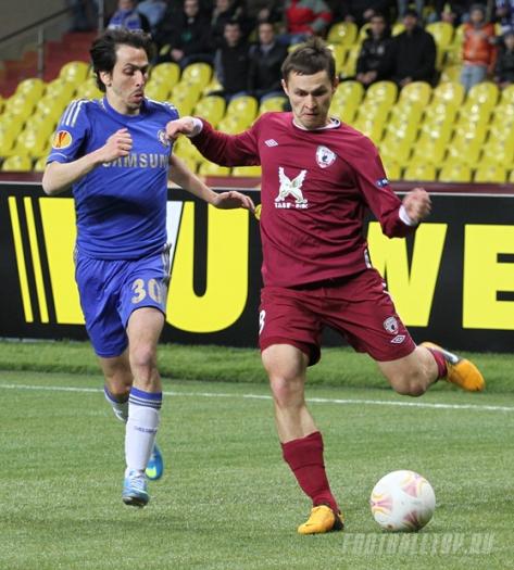 Рязанцев попал в поле зрения «Локомотива» и «Динамо»
