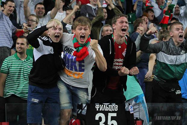 Вокруг матча «Локомотив» — «Краснодар». «Тучи, разойдитесь!»
