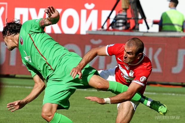 Вокруг матча «Спартак» — «Рубин». «Казань не взяли»