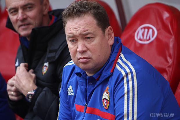 Леонид Слуцкий: ЦСКА проиграл заслуженно и закономерно, и в этом вина наставника
