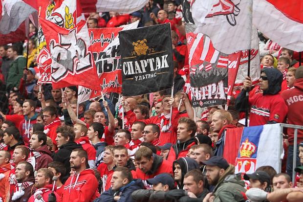 «Спартак» заплатит 420 тысяч рублей за поведение своих фанатов в матче с ЦСКА