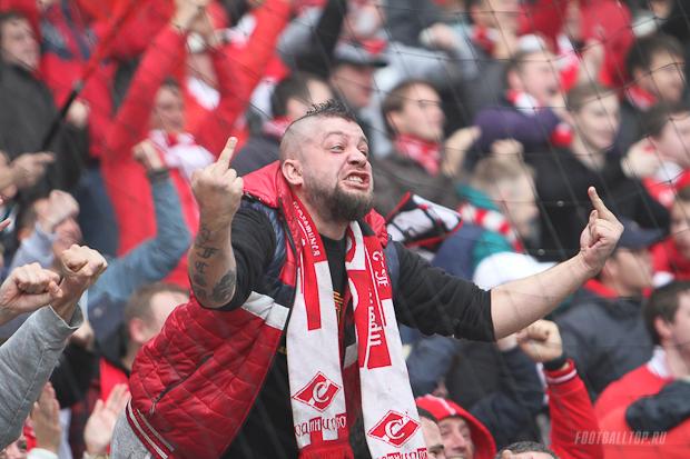 Фоторепортаж. «Спартак» — ЦСКА — 3:0. «По-баварски»