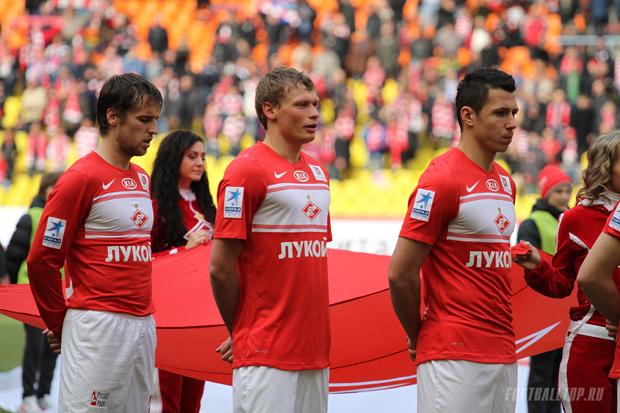 Вокруг матча «Спартак» — «Амкар». «Все мысли о дерби»