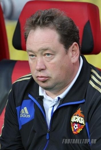 Леонид Слуцкий: ЦСКА не собирается играть на удержание счета