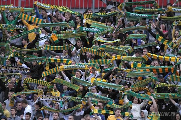 Лига Европы-2013/14. «Кубань» — «Санкт-Галлен» — 4:0. Хроника событий