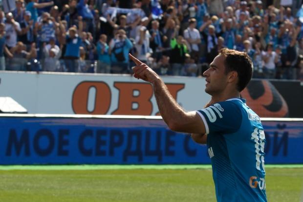 Фанаты «Зенита» предложили Широкову выйти «раз на раз»