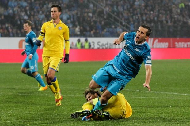 Российская Премьер-лига. Семь неожиданных сценариев 17-го тура