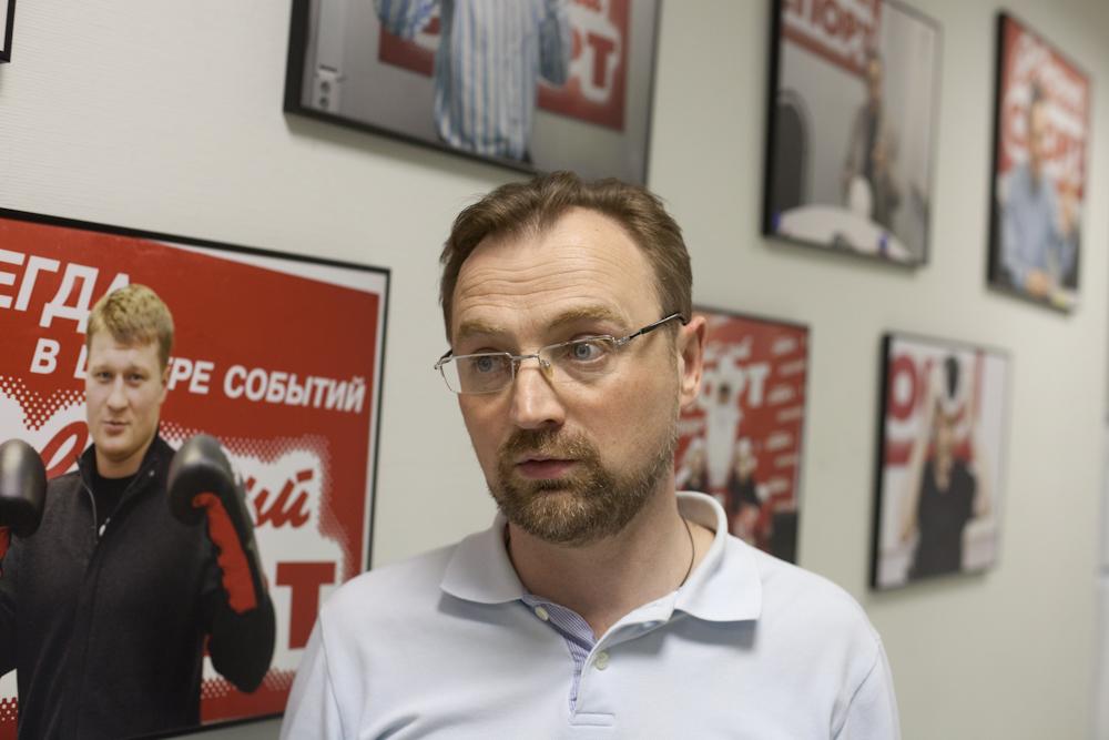 Николай Роганов: «Люди, которые интересуются футболом, будут пользоваться «Фанатской энциклопедией»