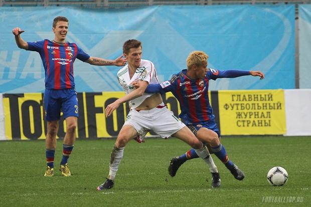 ЦСКА предложил Хонде новый контракт