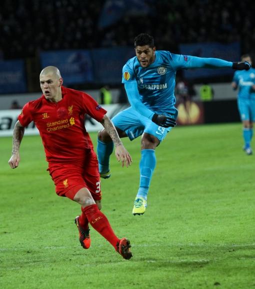 Лига Европы-2012/13. 1/16 финала. «Ливерпуль» — «Зенит». Прогноз. «Энфилд» жаждет крови»