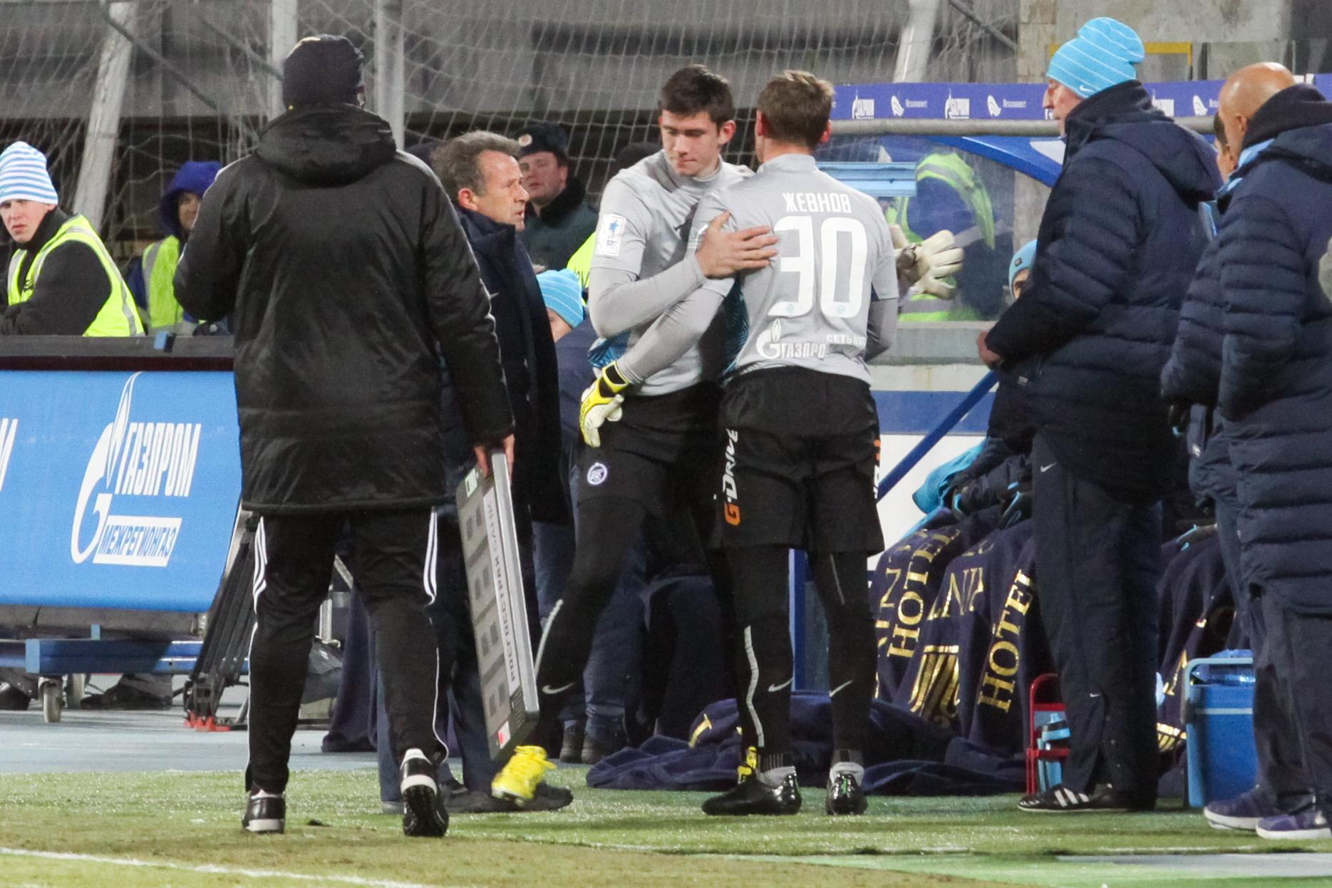 Вокруг матча «Зенит» — «Мордовия». «Холодный дебют»