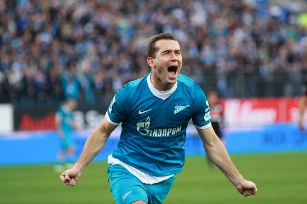 Удар Кержакова и еще семь самых важных голов «Зенита» в еврокубках