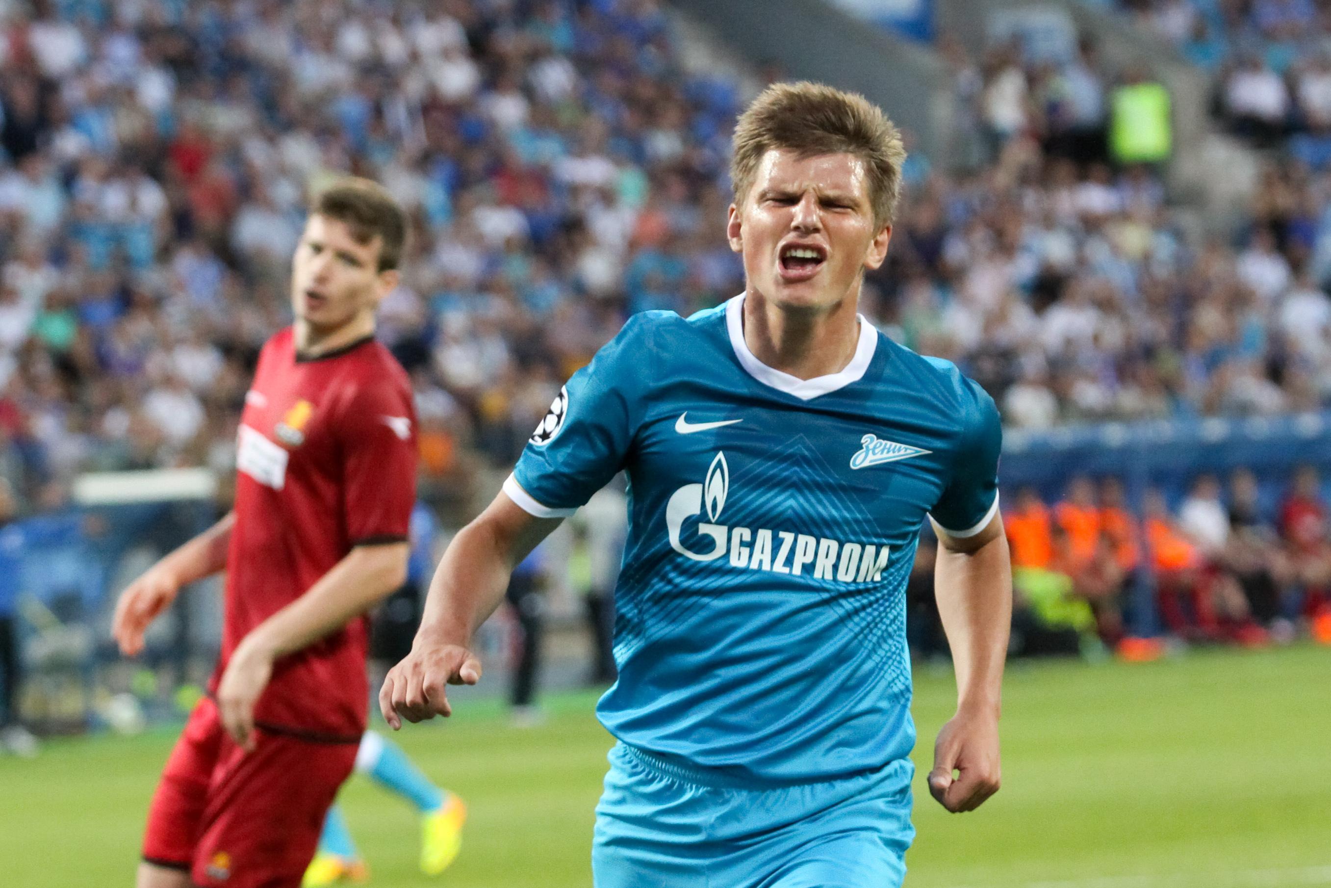 Вокруг матча «Зенит» — «Норшелланн». «Кержаков забивает даже в запасе»