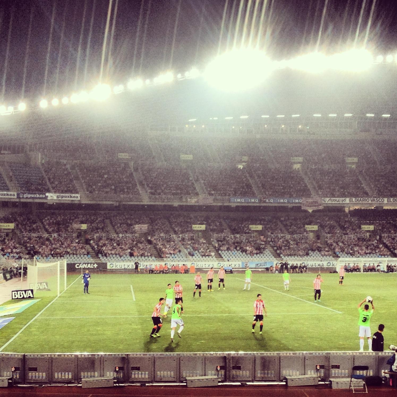 Вокруг матча «Атлетик» (Бильбао) — «Осасуна». «Любовь без границ»