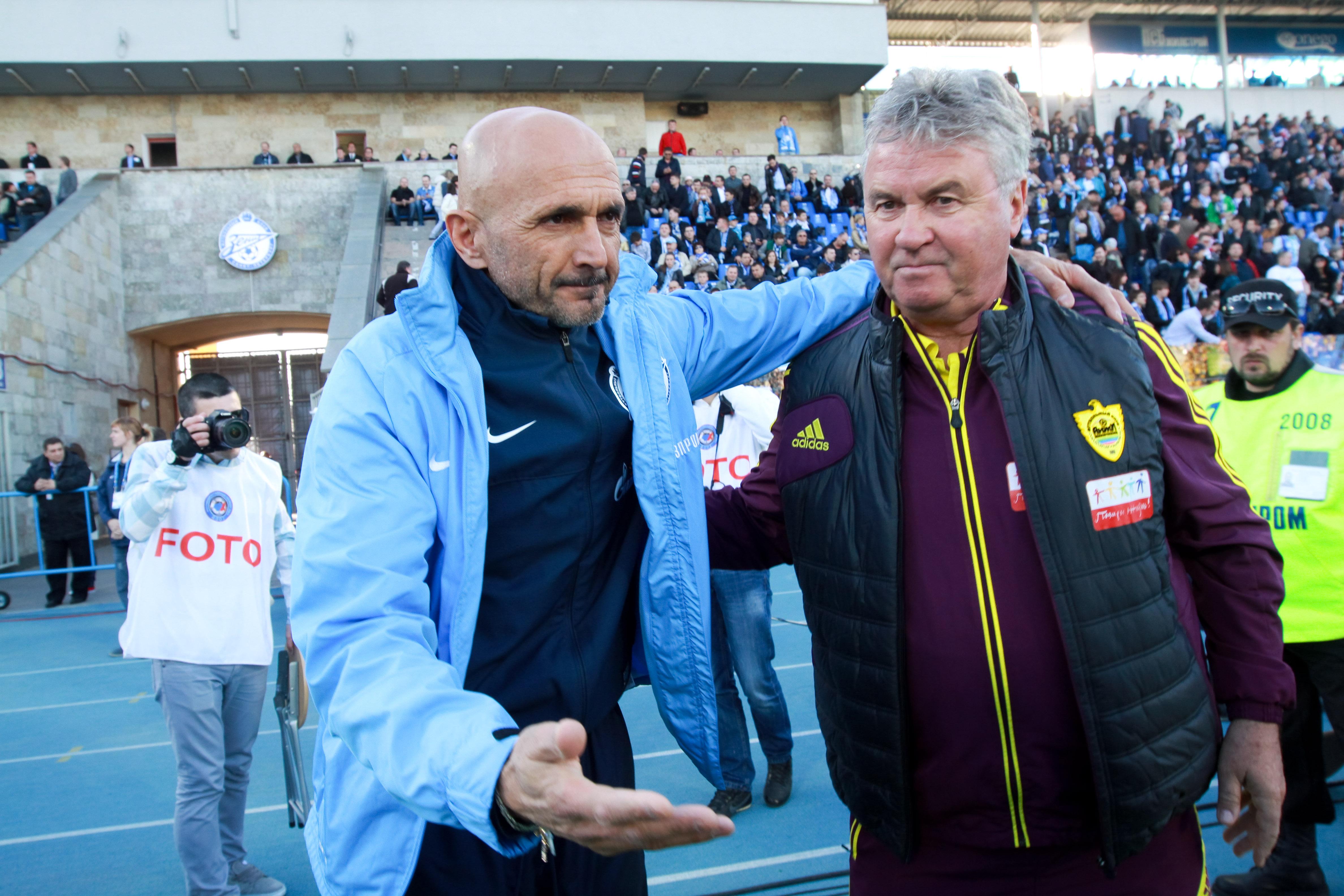 Вокруг матча «Зенит» — «Анжи». «Питер попрощался с мечтами о Кубке»