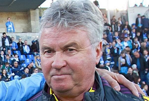 Гуус Хиддинк: от всего сердца поздравляю фанатов и футболистов «Анжи»