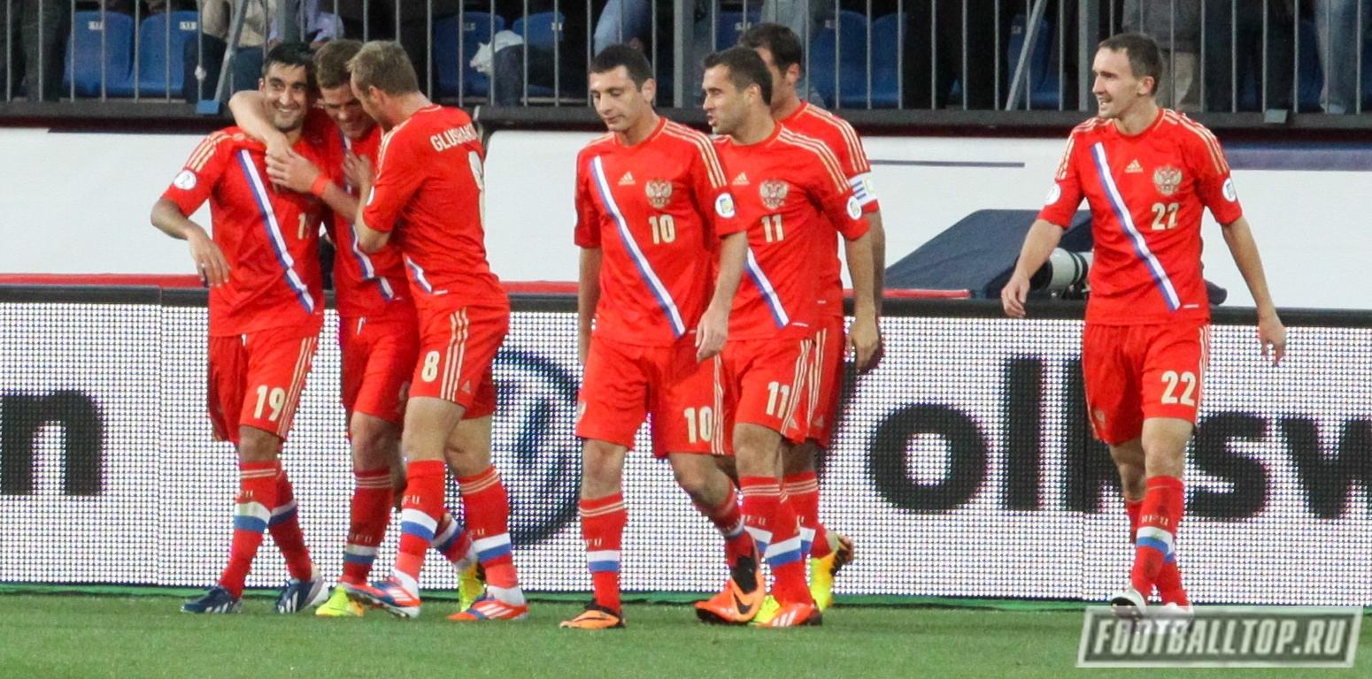10 шагов сборной России на пути в Бразилию