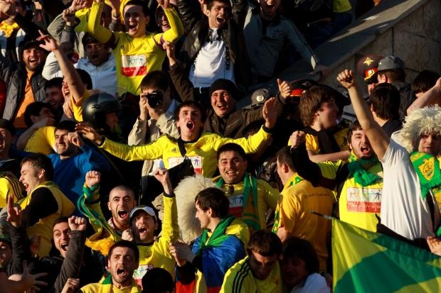 Лига Европы-2013/14. «Шериф» — «Анжи» — 0:0. Хроника событий