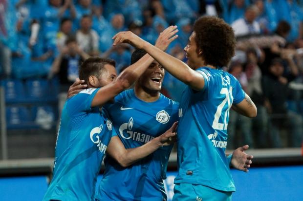 Лига чемпионов-2013/14. «Зенит» — «Норшелланн». Онлайн-трансляция начнется в 20.00