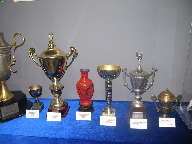 Самые интересные факты о музее одесского «Черноморца»