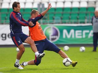 Березуцкий и Зырянов готовы сыграть с Северной Ирландией