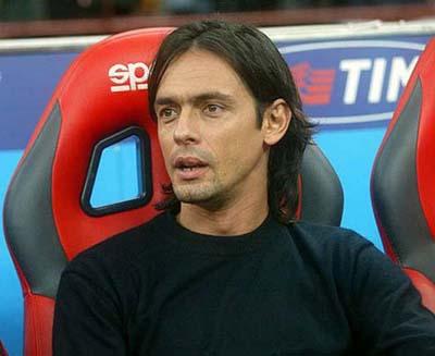 Индзаги будет тренировать академию «Милана»