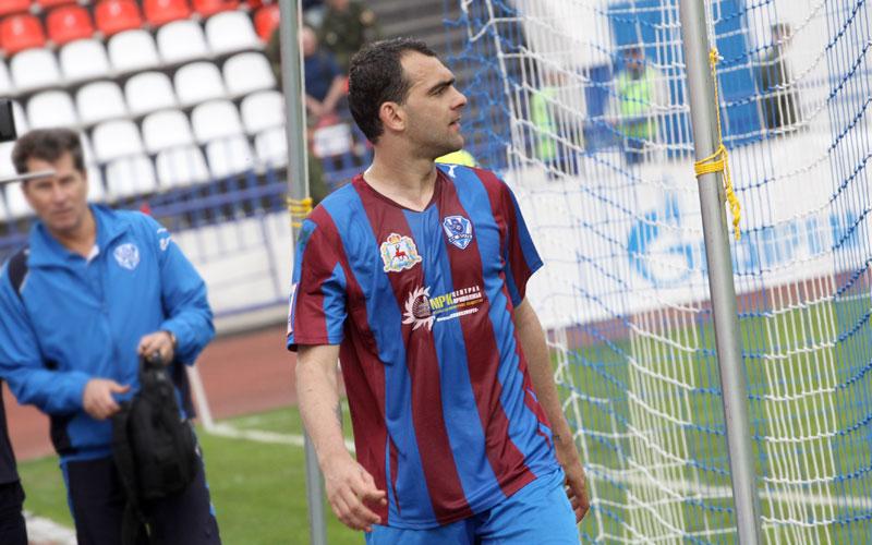 Футболист «Волги» получил перелом ребра в матче против «Амкара»
