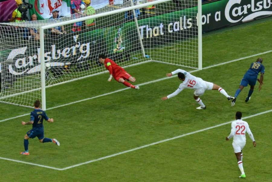 По следам отшумевшего Евро-2012. Самая мужественная сборная – Англия