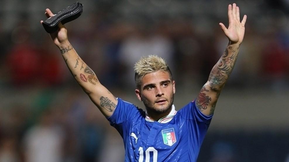Чемпионат Европы (U-21). Италия — Израиль — 4:0. Хроника событий