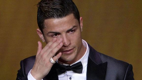 Криштиану Роналду: «Это были искренние слезы» (ФОТО)
