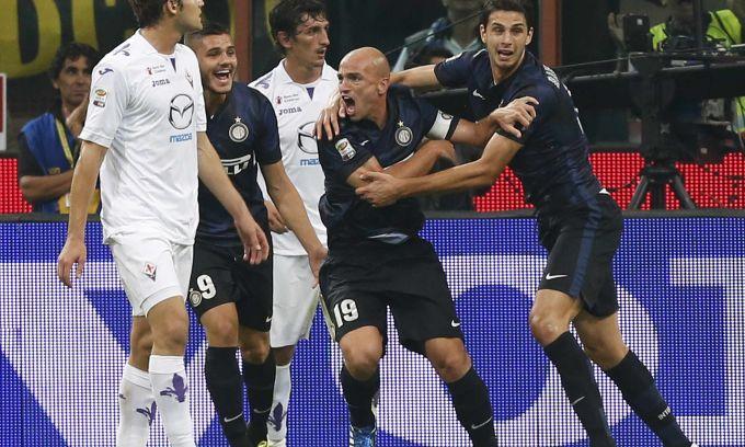 Итальянская Серия А. «Интер» — «Фиорентина» — 2:1. «Клуб, который не хочется продавать»