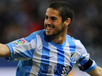 Chelsea to battle against Man City for Isco signature