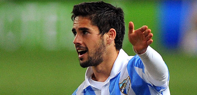Isco confirmed to have received offer from Real Madrid and Man City
