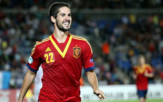 Manchester City set to complete Isco signing in next 48 hours