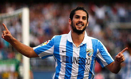 Real Madrid set to seal Isco transfer in the near future