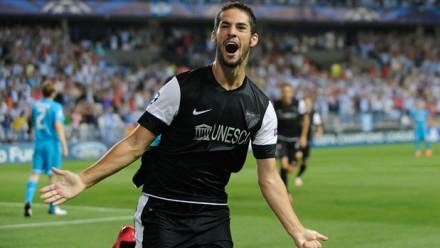 Man Utd target Málaga Isco