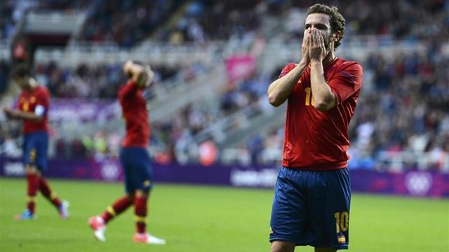 Испания возвращается с Олимпиады ни с чем