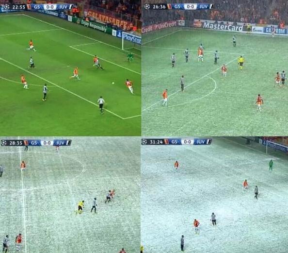 Матч «Галатасарай» — «Ювентус» будет доигран сегодня в 17.00