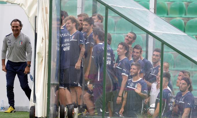«Поговорим о моем будущем, когда возьмем 6 очков». Как сборная Италии собирается побеждать без Балотелли