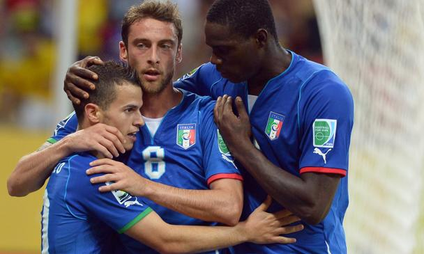 Confederations Cup results: Italy triumph over Japan in goal bonanza to progress to semi-final