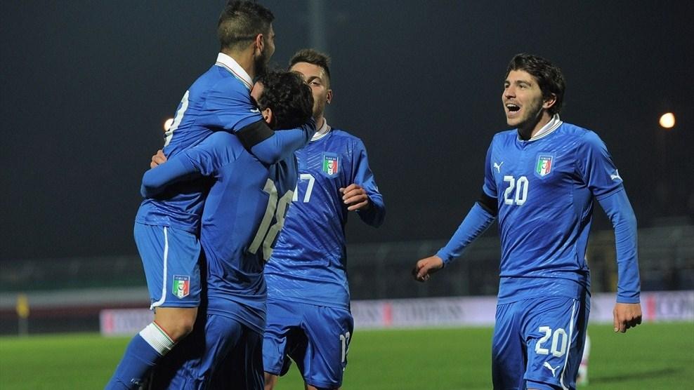 Чемпионат Европы (U-21). Англия — Италия — 0:1. Хроника событий