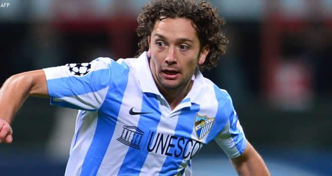 Liverpool to bid for Malaga Iturra